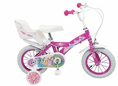 Toimsa - 641 - Vélo - Fille - Princesses Disney - 12""