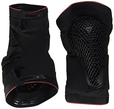 Dainese Trail Skins 2 Knee Guard Protection Homme, Black, FR : S (Taille Fabrica