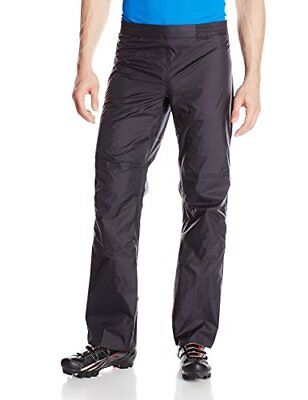 Vaude Drop II Pantalon pour homme, Homme, Hose Drop Pants II, noir, XXL-Long