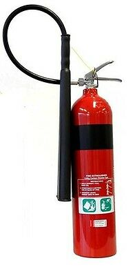 5kg CO2 Fire extinguisher - Brand New