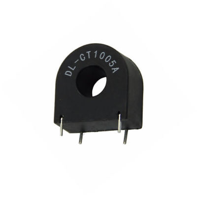 1Stks DL-CT1005A 50A 10A/5mA Miniature Transformer Current Transformer Sensor
