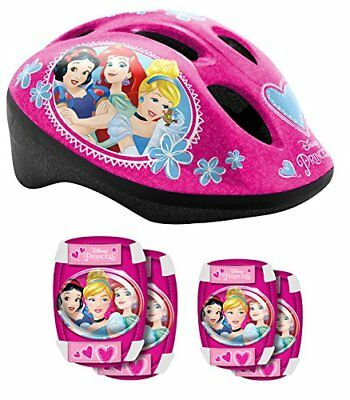 Stamp K887507 Set de Protection pour Vélo Fille, Rose