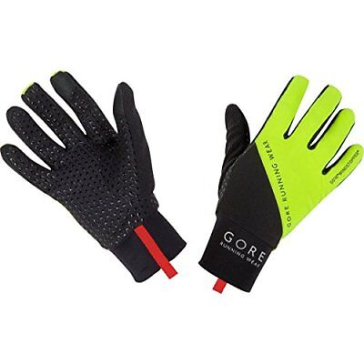 GORE RUNNING WEAR Homme Gants de courses, chauds, Coupe-vent, GORE WINDSTOPPER,