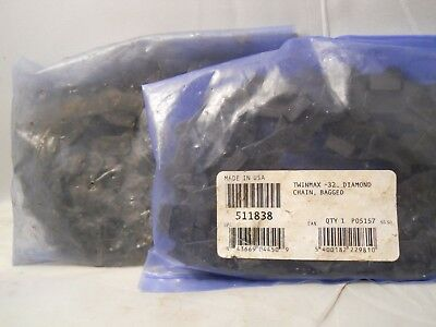 ICS TWINMAX 32 Diamond Chain 14in. bagged  Po5157 (2pk bundle) new & sealed item