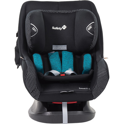 Safety Ist Summit ISOFIX AP Convertible Car Seat - Teal Marle - NEW