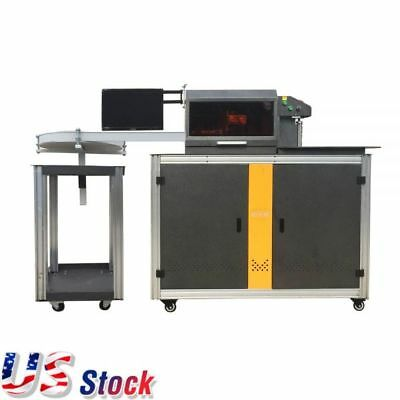 Automatic CNC Channel Letter Bending Machine Three-in-one for Aluminum, SS, Iron