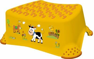 OKT Funny Farm Tabouret Abricot Orange