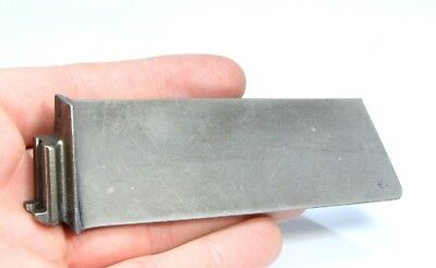 Titanium Aircraft Jet Turbine Engine Blade - For Collectors Only