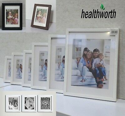 "Photo Frame Picture Frames 4x6"" 5x7"" 6x8 8x10 11x14 A4 16X20 20X24 Custom Made"
