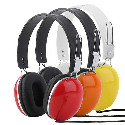 Wired Headset Gaming USB Microphone Headphone with Mic 3.5mm for PC Computer MU