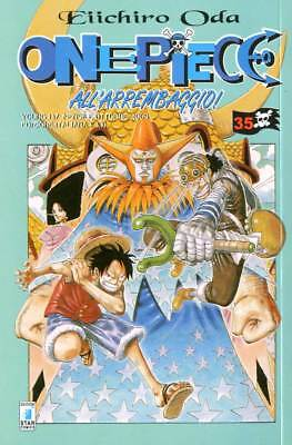 manga STAR COMICS ONE PIECE numero 35