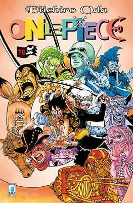 manga STAR COMICS ONE PIECE numero 76