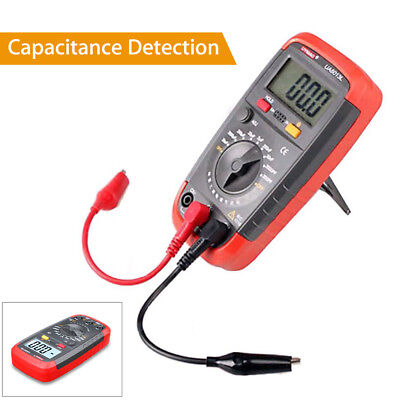 Capacitance Detection UA6013L Type Digital Capacitance Meter Low-consumption