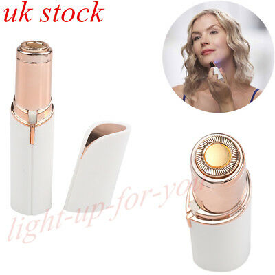 Flawless Skin Painless Hair Remover Face Facial Finishing Touch UK STOCK