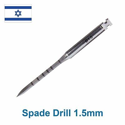 Dental Implant Spade Lance Marking Pilot Preparation Drill Surgical Ø1.5mm