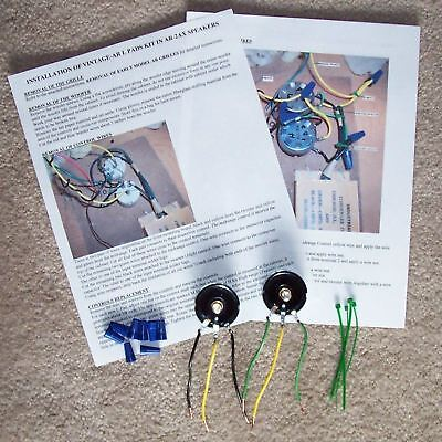 Acoustic Research Ar-2Ax Controls Installation Kit - Lifetime Guarantee