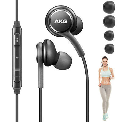 NEW OEM Super Bass Stereo Headset Earphone Earbuds For Samsung Galaxy S8 S8+ S7