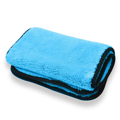 Car Drying Towel Microfibre Microfibre 1200GSM Plush Detailing Pure Definition