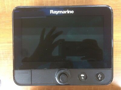 Raymarine Dragonfly 7  Sonar GPS E70231  (pin is broken) no cables