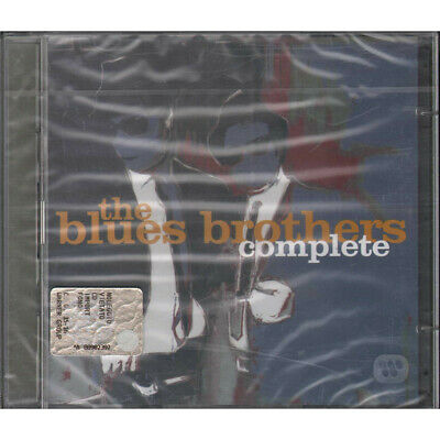 The Blues Brothers CD The Blues Brothers Complete / Atlantic Sigillato