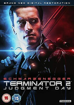 Terminator 2: DVD Remastered [2017] (DVD)