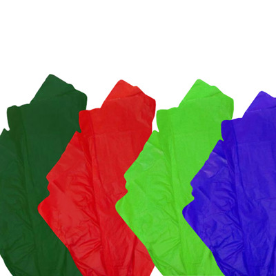 "480 pk TISSUE PAPER 20X30"" solid color tissue paper gift wrap supply- FREE SHIP"