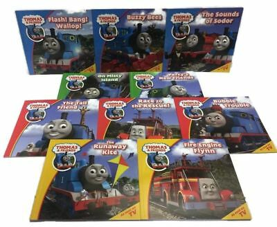 Thomas & Friends 10 Story book Collection (Thomas the Tank Engine)