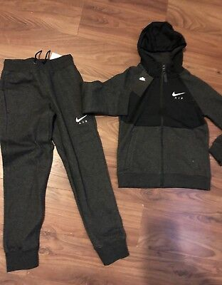 separation shoes 25d2f 7efeb Boys BNWT Nike Air Hybrid Tracksuit Age 8 10 £50+ Ideal Gift Latest