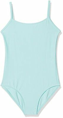 Wear Moi Diane Justaucorps Fille, Pacific, FR : 6 Ans (Taille Fabricant : 6-8 An