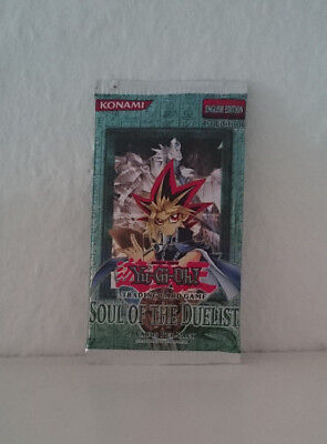 [Yu-Gi-Oh] - Soul of the Duelist - SOD - Booster - 1. Auflage - Englisch - [NEU]