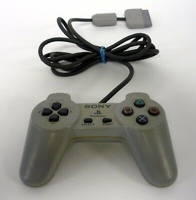 SONY PLAYSTATION 1 PS1 CONTROLLER Official OEM Model SCPH-1080 TESTED & WORKS