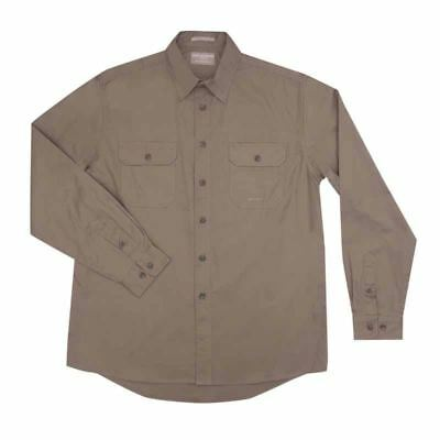 Just Country | Evan Full Button Workshirt