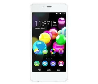 Wiko Highway Pure 16Go 4G Argent, Blanc (9482)
