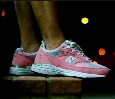 los angeles 357a1 f8f9d New Balance 993 WR993KM Limited Edition made in USA Women s Running Pink  Ribbon