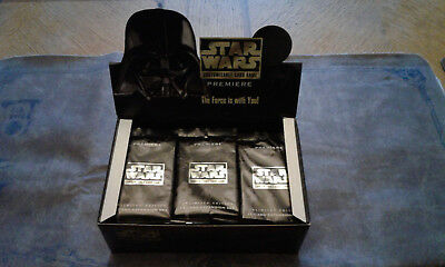 Star Wars CCG Premiere Unlimited Edition Booster Box