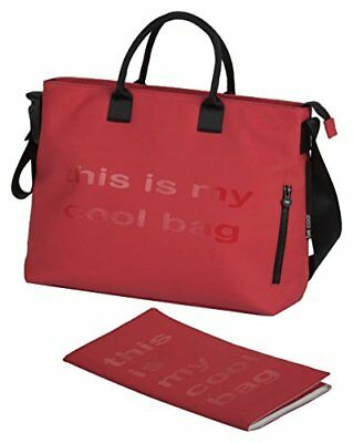 Be Cool Mamma Bag - Sac à langer rouge