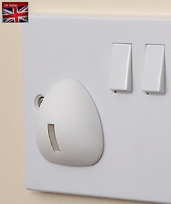 Clippasafe Plug Socket Covers, Pack of 6