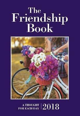 The Friendship Book 2018 (Annuals 2018) by Parragon Books Ltd New Hardcover Book