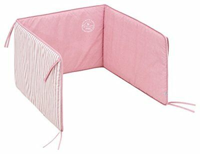 cambrass Denim Tour de Lit Rose 67 x 40 cm