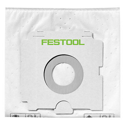 Festool 5x SELFCLEAN Filtersack SC FIS-CT SYS - 500438 Systainer