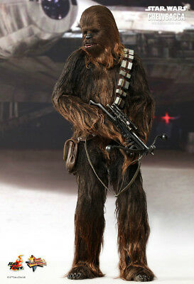 Hot Toys Chewbacca-Star Wars Episode IV A New Hope MMS262 **UK**