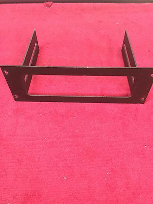 Jotto Desk Console Bracket For Federal Signal Pa300  Part # 425-6076