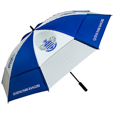 Premier Licensing Storm Tourvent Double Canopy Golf Umbrella Official Football
