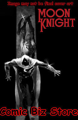 Moon Knight #188 (2017) 1St Printing Sienkiewicz Lenticular Variant Cover Legacy