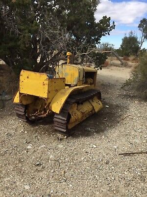Caterpillar Twenty Crawler (1920's???) Jay Leno Needs this for his Collection
