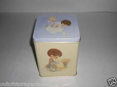 1979 Precious Moments Collectors Tin HTF