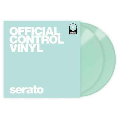 "Serato Performance Series Coppia Pair Glow in the dark 12""  Vinyls Vinili"