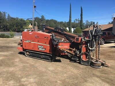 2007 Ditch Witch Jt2720M1 Directional Drill Package- Turn Key-Low Hour Unit!