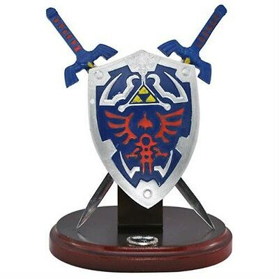 Zelda Hylian Letter Opener Shield & Sword Table Top Set SI13100/BT3