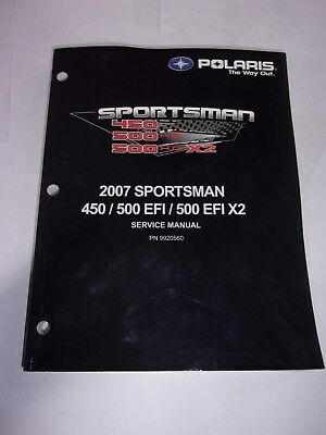 2007 polaris sportsman 450 500 x2 efi atv repair manual 9920560 polaris oem service manual sportsman 450 500 efi 500 x2 efi pt 9920560 sciox Choice Image